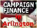 Arlington campaign-financing report logo