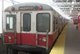 Red Line subway train