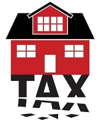 real estate taxes 200